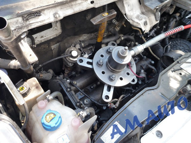 Injector                   removal from Fiat Ducato / Citroen Jumper / Peugeot                   Boxer 2006-2010 with 2.3 and 3.0 engines