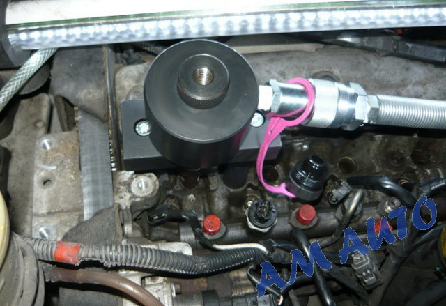Injector removal from Renault                   Trafic / Opel Vivaro with 1.9 engine